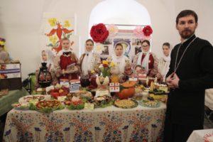 V Фестиваль постной кухни в Новоспасском монастыре представил гостям разнообразную программу