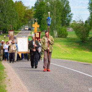 9 апреля в Витебске начнётся Пасхальный Крестный ход