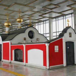 13 апреля в рамках просветительского проекта «С Богом в дорогу» на Белорусском вокзале состоится Пасхальная встреча