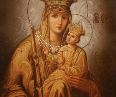 Праздник в честь иконы Божией Матери Белыничской