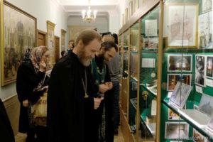 Открылся Музей истории московского подворья Валаамского монастыря