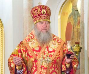 Пасхальное поздравление архиепископа Витебского и Оршанского Димитрия всем православным христианам