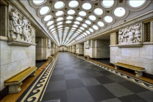 В пасхальную ночь работа Московского метрополитена будет продлена на час