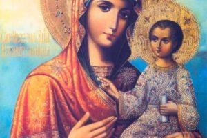 30 апреля—праздник в честь иконы Божией Матери «Избавительница»