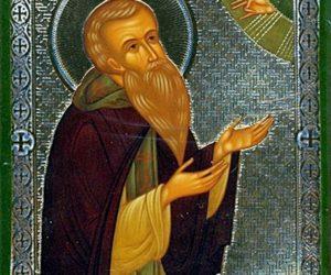 30 апреля—день памяти преподобного Зосимы Соловецкого