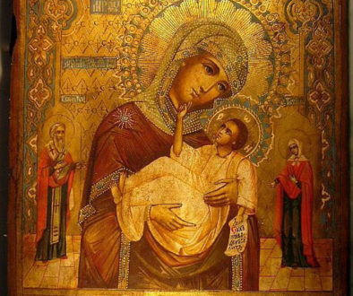 Празднование иконе Божией Матери Муромской