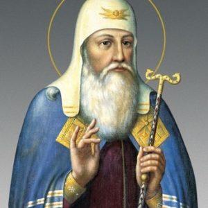 18 апреля—перенесение мощей святителя Иова, первого Патриарха Московского и Всея Руси.