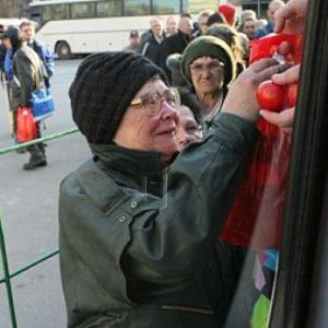 Московские монастыри проводят акцию «Поздравь бездомных с Пасхой»