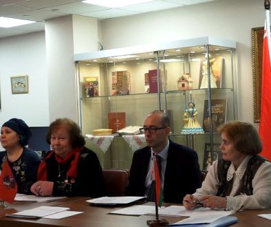 19 апреля в Москве состоялась встреча российских и белорусских православных женщин.