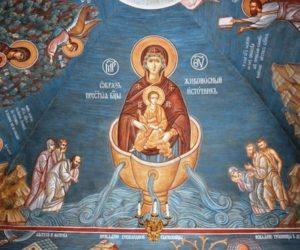 Проповедь в день празднования иконы «Живоносный источник»