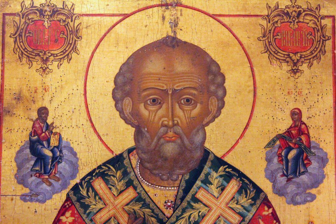 Слово в день перенесения мощей святителя Николая