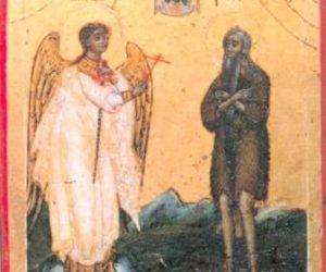 3 мая. Преподобный Феодор Трихина