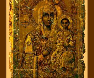 2 мая—празднование иконе Божией Матери Моздокской (Иверской)