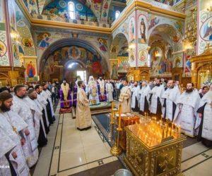 В четвертую годовщину трагических событий в Одессе совершены заупокойные богослужения по погибшим