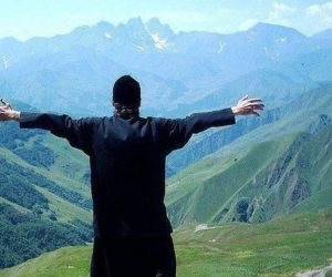 БЛАГОДАРЮ! Архимандрит Андрей (Конанос)