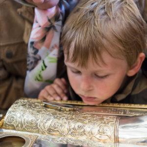 16 000 ЧЕЛОВЕК ПОКЛОНИЛИСЬ В МИНСКЕ ЧЕСТНЫМ МОЩАМ ПРЕПОДОБНОМУЧЕНИЦЫ ВЕЛИКОЙ КНЯГИНИ ЕЛИСАВЕТЫ