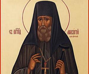 День памяти преподобного Макария Алтайского (1847)