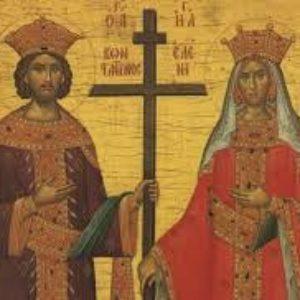 Память равноапостольного царя Константина Великого и матери его, святой царицы Елены