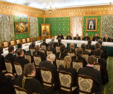 Состоялась конференция Богоявленского благочиния «Канонические и практические аспекты церковного брака»