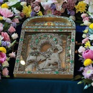Празднование иконе Божией Матери «Одигитрия» Югской