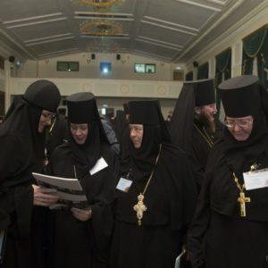 2-3 июля состоится «круглый стол» игуменов и игумений монастырей