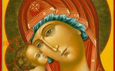 Празднование иконе Божией Матери Игоревской