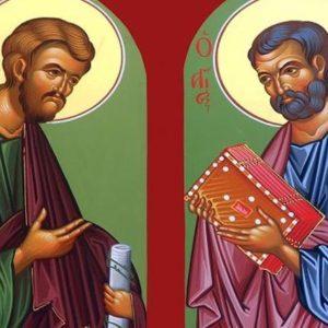 24 июня—день памяти апостолов Варфоломея (Нафанаила) и Варнавы (Иосии)