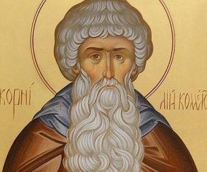 РЕВНИТЕЛЬ «ЖЕСТОКОГО ЖИТИЯ» ПРЕПОДОБНЫЙ КОРНИЛИЙ КОМЕЛЬСКИЙ Жития святых без купюр