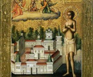 Память праведного Иакова Боровичского, Новгородского, чудотворца