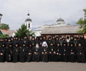 В Полоцком Спасо-Евфросиниевском ставропигиальном женском монастыре прошла монашеская конференция на тему «Организация внутренней жизни монастырей»