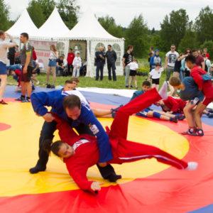 В Сергиевом Посаде пройдет масштабный фестиваль физической культуры народов России и стран Евразии «Русский мир»