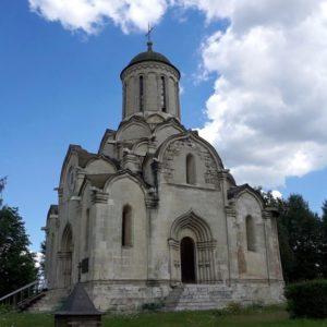 Поездка в Спасо-Андроников монастырь