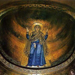 Празднование иконе Божией Матери «Нерушимая Стена»