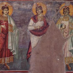 День памяти святых мучеников Мануила, Савела и Исмаила