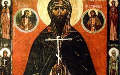 Перенесение мощей благоверного великого князя Игоря (во Святом Крещении Георгия) Черниговского и Киевского (1150)