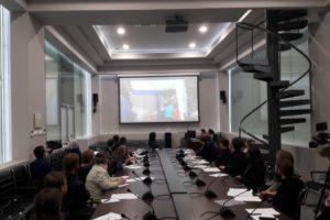 Председатель Синодального отдела по делам молодежи возглавил работу конференции «Приходская работа с подростками»