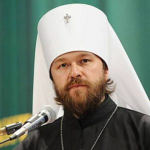 «Легитимизация раскола на Украине рассечет на части всё тело мирового Православия»  Митрополит Волоколамский Иларион