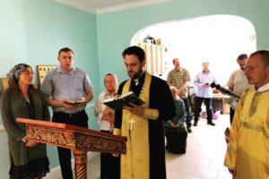 Первая Литургия совершена в «Доме трудолюбия» для бездомных Нью-Йорка, созданном при участии Русской Православной Церкви