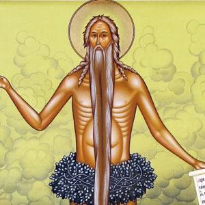 25 июня—день памяти преподобного Онуфрия Великого