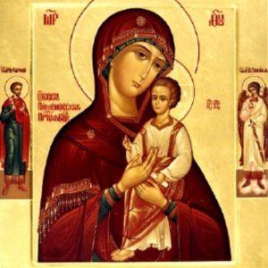 Празднование Пименовской иконе Божией Матери