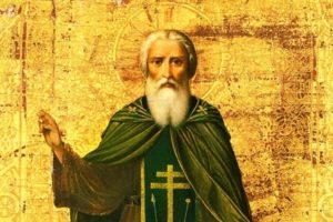 27 июля—день памяти преподобного Стефана Махрищского, собеседника преподобного Сергия Радонежского