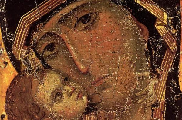 Слово в день празднования Владимирской иконы Божией Матери