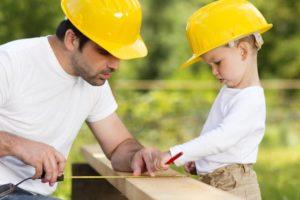 Митрополит Волоколамский Иларион: Отцовство — такая же важная функция в семье, как и материнство