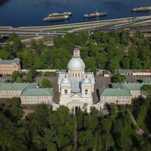 Паломнический центр Александро-Невской лавры готовит новую экскурсию «Лавра в годы блокады»