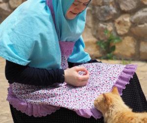 Иринка – покровительница котят. Истории сестер Калужского девичьего монастыря, монахинь Ангелины и Серафимы