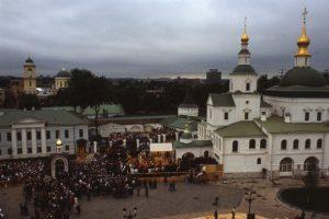 «ВСЕ БЫЛО КАМЕРНЫМ, СВОИМ, НАСТОЯЩИМ И ЦЕРКОВНЫМ» Воспоминания очевидца 1000-летия Крещения Руси