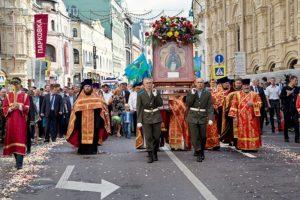 В Москве пройдут торжества по случаю Ильина дня