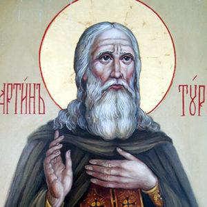 Память преподобного Мартина Туровского