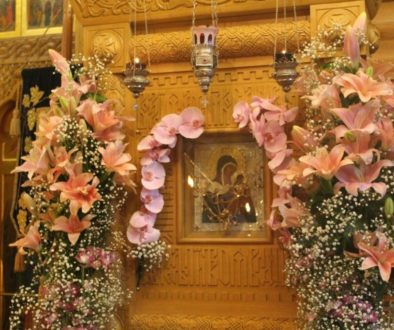 23 июля—празднование иконе Божией Матери Коневской