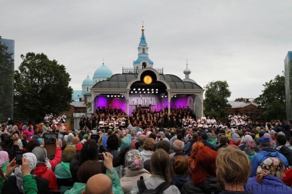 IV Международный фестиваль православного пения «Просветитель» состоялся на Валааме